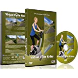 Virtual Cycle Rides - French Pyrenees for Indoor Cycling Treadmill and Running Workouts