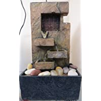 Giftware Trading Indoor water feature mains operated comes with everything you need