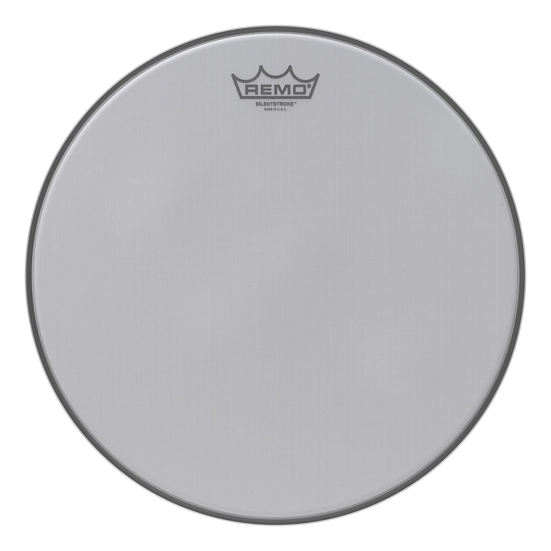 """Remo Silentstroke Drumhead, 14"""" 91uCUURmxBL"""