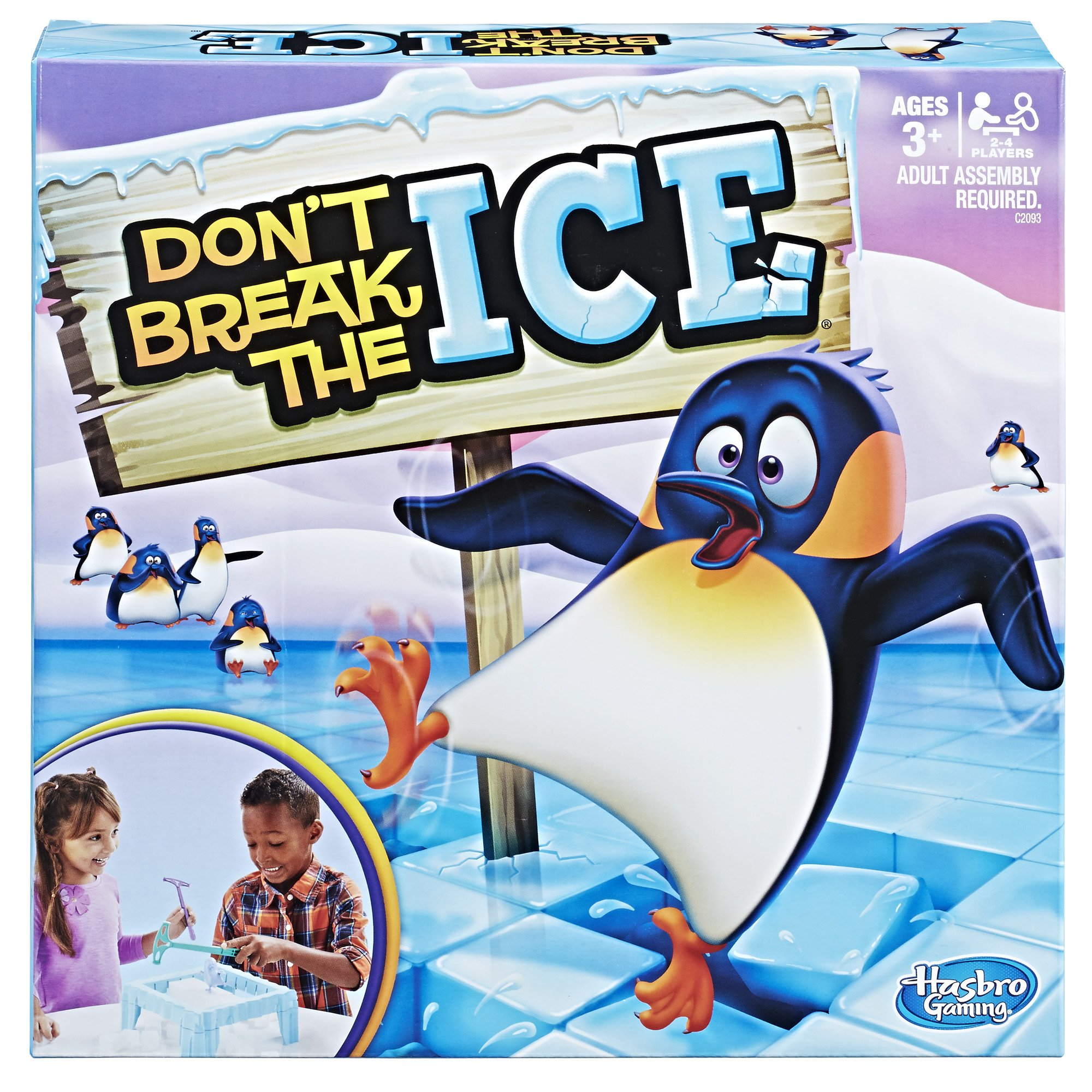 Hasbro Don't Break the Ice Game by Hasbro (Image #1)