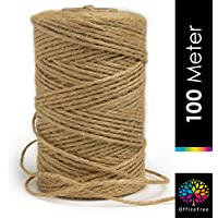 OfficeTree Cuerda Manualidades 100 m - Cuerda