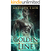 The Golden Line: An Omegaverse Dark Romance (Knotted Book 1)
