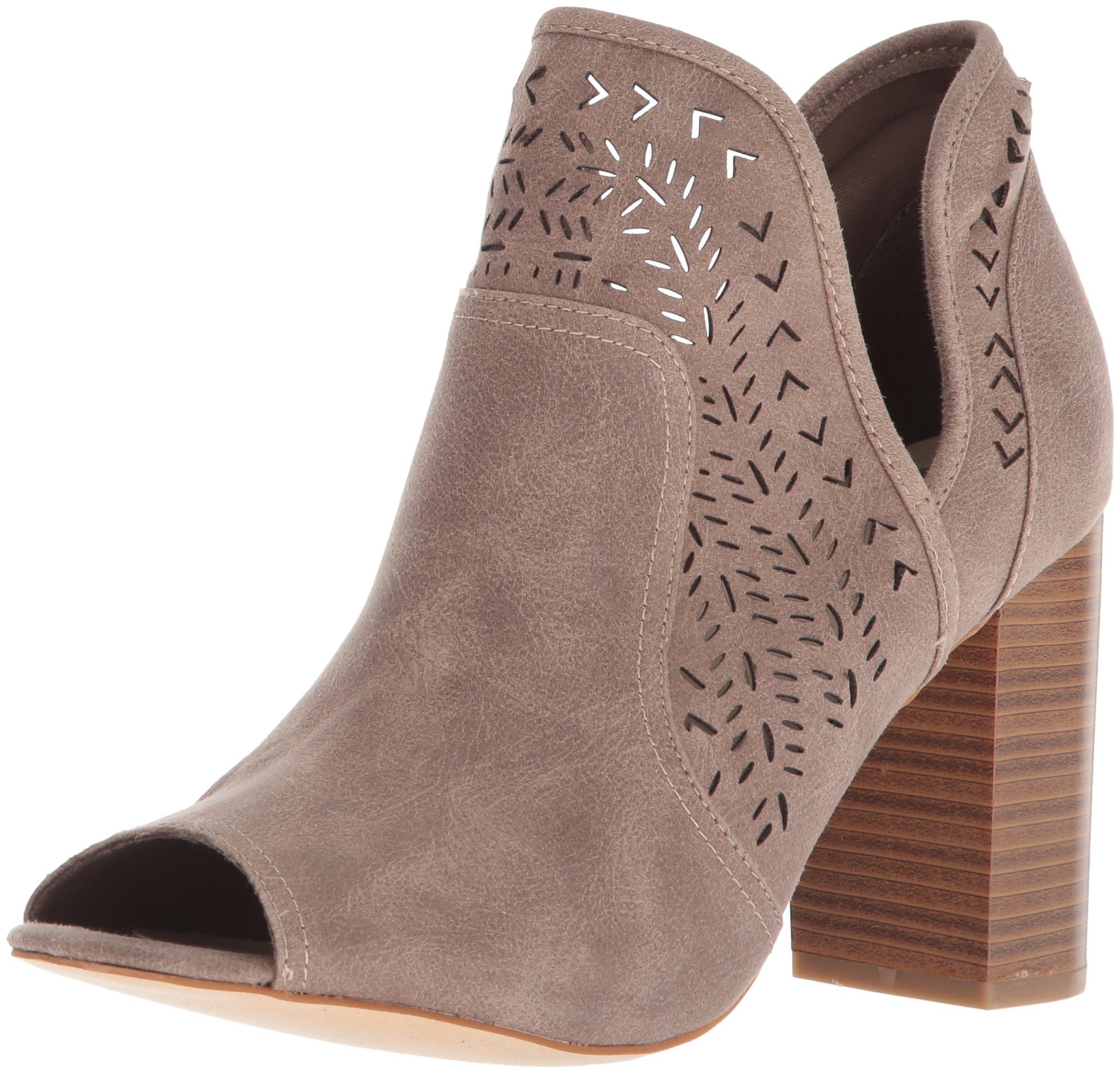 Fergalicious Women's Harvey Ankle Boot, Doe, 7 M US