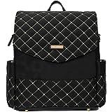 Diaper Bag Backpack, KILAMAL Multifunction Travel Back Pack Maternity Baby Nappy Changing Bags, Large Capacity (Black)