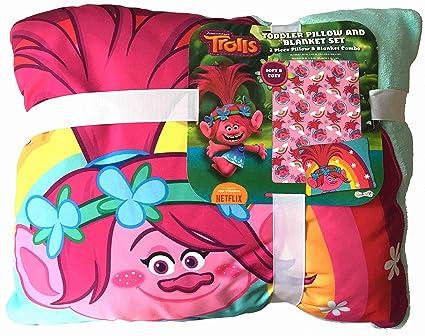 Amazon.com: The Fun House - Juego de almohada y manta para ...