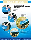 [Upgraded] Wheelbarrow Water Bag, Water Carrier