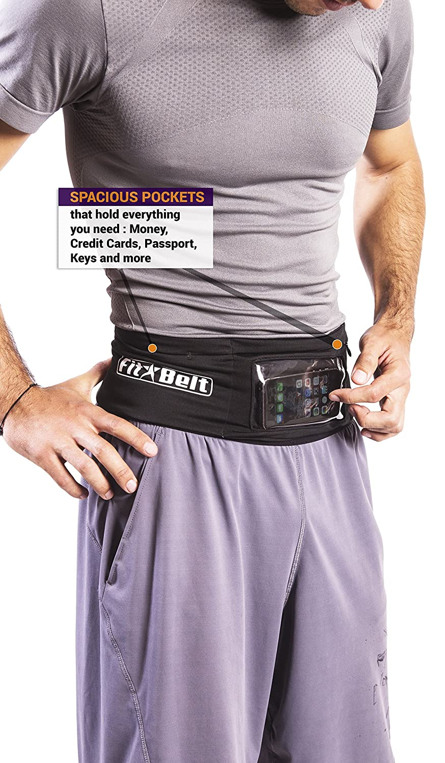 workout belt