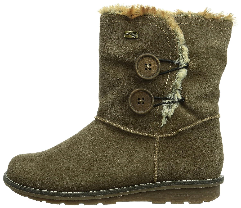 b916258fe7fabe Remonte Damen Schlupfstiefel Braun (25) 42 EU  Amazon.de  Schuhe    Handtaschen