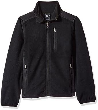 Amazon.com  Starter Boys  Polar Fleece Jacket 2786cba934