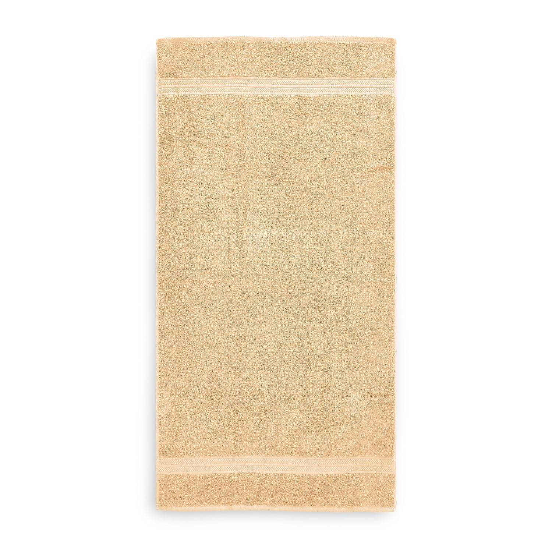 Lumaland Premium Set 2 Toallas 50 x 100 cm + 2 Toallas de baño 70 x 140 cm toallita algodón 500 g/m² Cinta: Amazon.es: Hogar