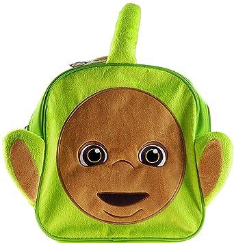 Teletubbies Green Backpack Nurset School Bag - Dipsy  Amazon.co.uk  Toys    Games 0853e4e5f3