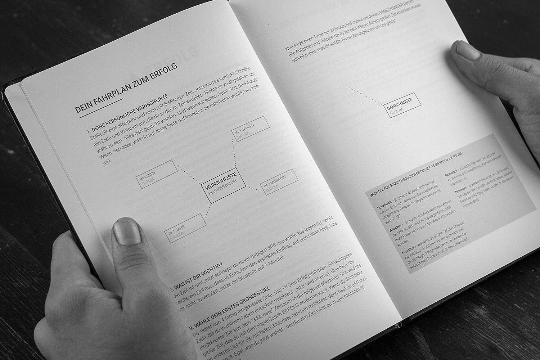 ERFOLG - PaperCoach - 90 Tage zu Deinem Ziel: Amazon.de ...