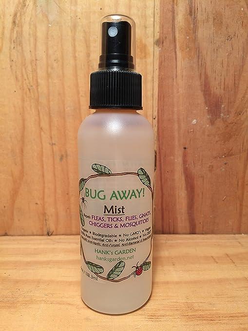 Bug Away. aromaterapia Bug repelente al Spray mist-all Natural ...