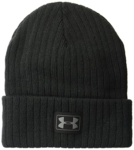 Amazon.com  Under Armour Boys  Truck Stop Beanie  Sports   Outdoors b5d2d2a3d582