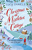 Christmas at Mistletoe Cottage: a Christmas love story set in a Yorkshire village (Animal Ark Revisited Book 2) (English Edition)