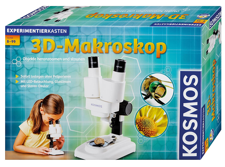 Kosmos 636104 - 3D Makroskop Makroskop Makroskop 9784d6