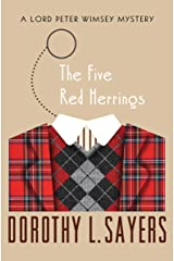 The Five Red Herrings (The Lord Peter Wimsey Mysteries Book 7)