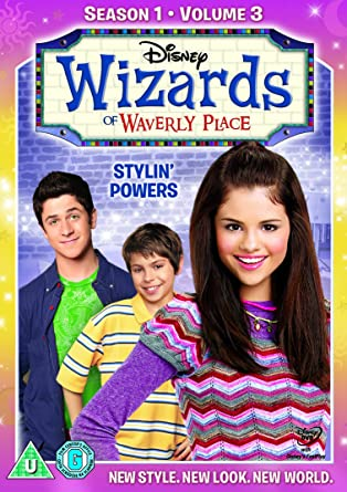 Wizards Of Waverly Place Series 1 Vol3 DVD Amazoncouk