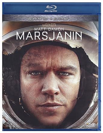 The Martian Blu-Ray + Blu-Ray 3D Region B IMPORT No hay versión ...