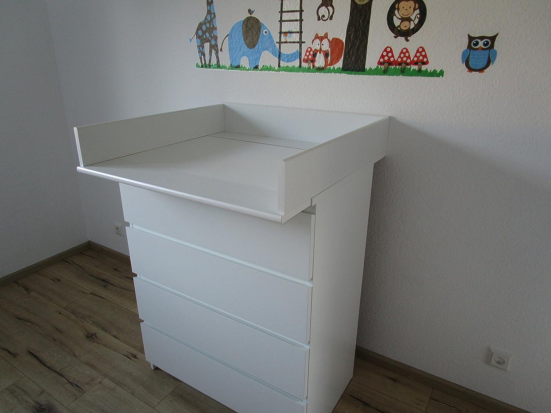 Puckdaddy Wickelaufsatz In 15 Cm Hohe Fur Alle Ikea Malm Kommoden