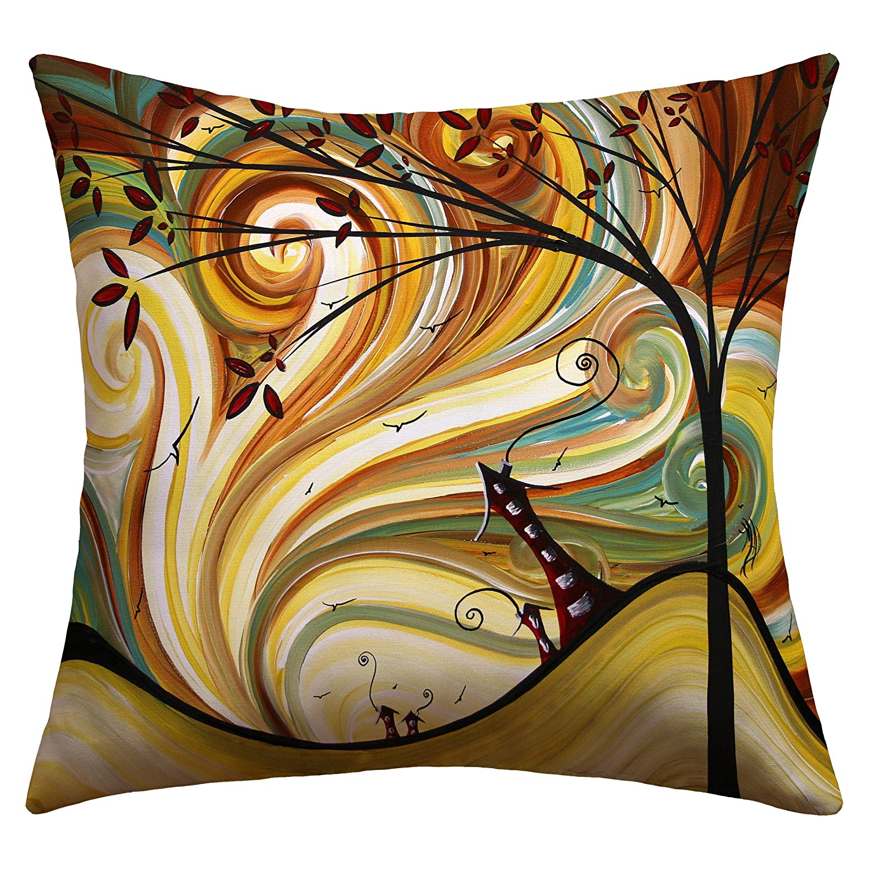 Deny Designs Madart Inc Refreshing Outdoor Throw Pillow 20 x 20