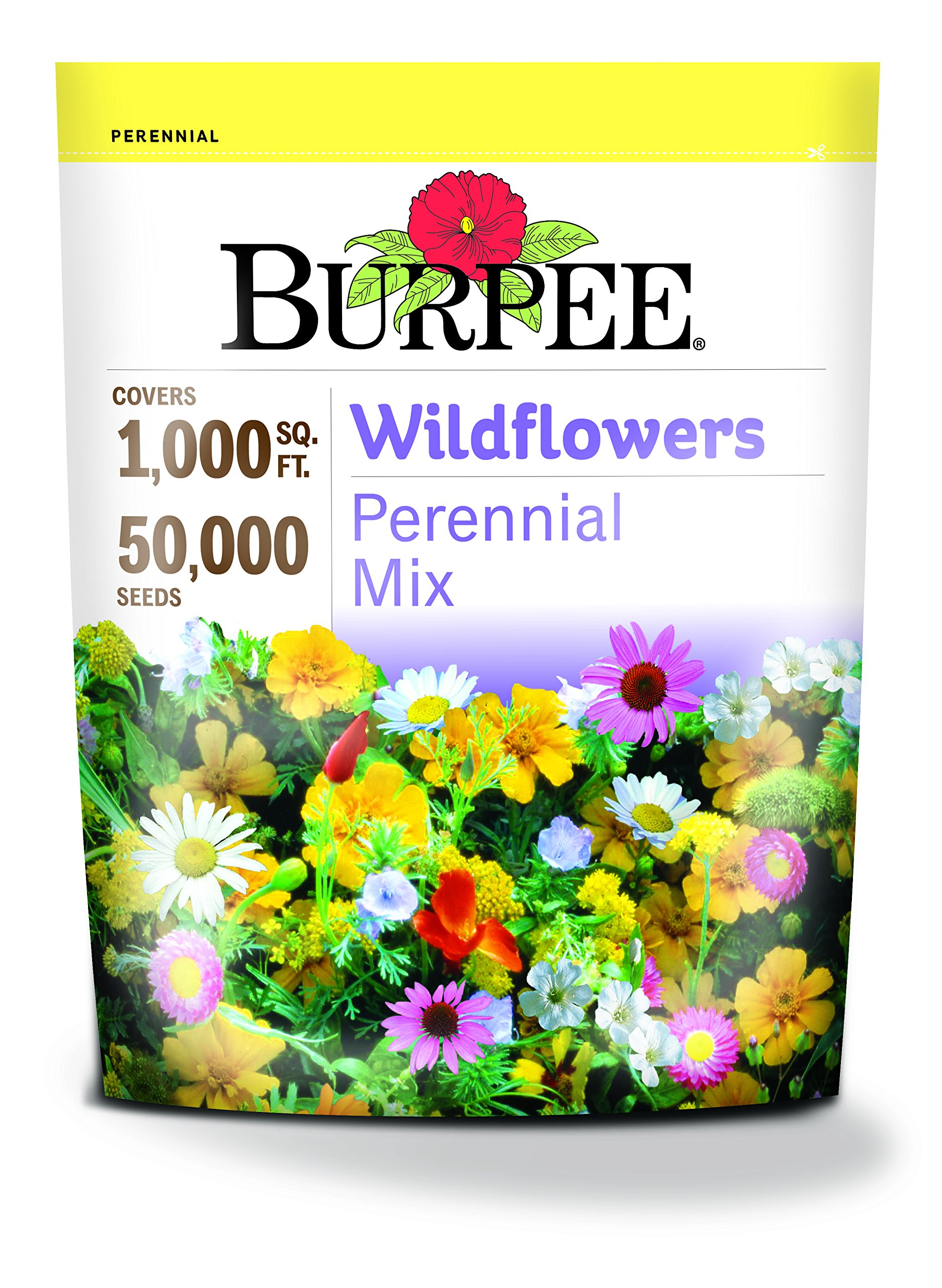 Burpee Perennial Wildflower Seed Mix