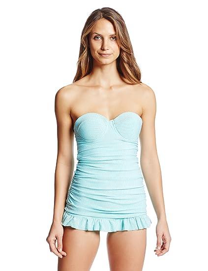dcc83652352 Jessica Simpson Women s Swim Dress