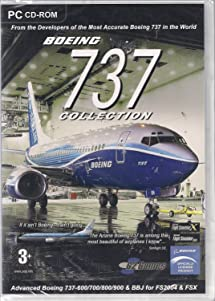 Boeing 737 Collection for Flight Simulator Versions 2004 & X