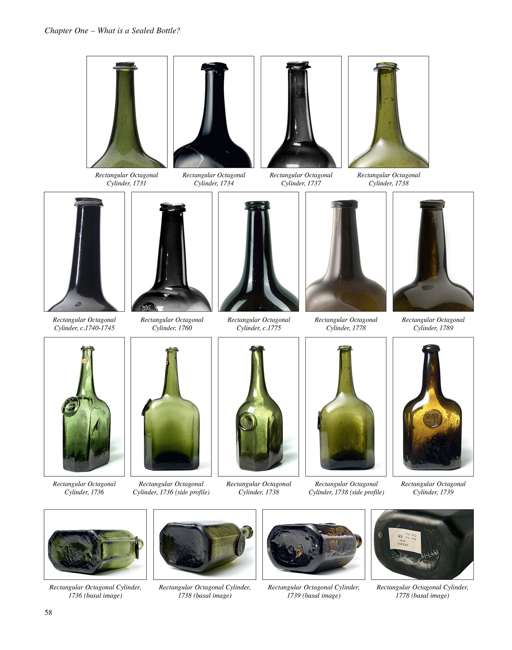 1ceaa274b08c Antique Sealed Bottles 1640 -1900 and the Families that Owned Them   Amazon.co.uk  David Burton  9781851497553  Books
