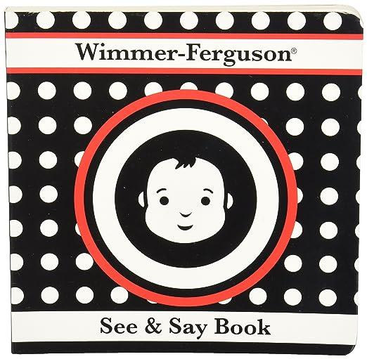 Manhattan Toy Wimmer-Ferguson Siehe und sagen Board Book