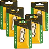 Zareba PARS-Z Poly Rope Connector, 5 Pack