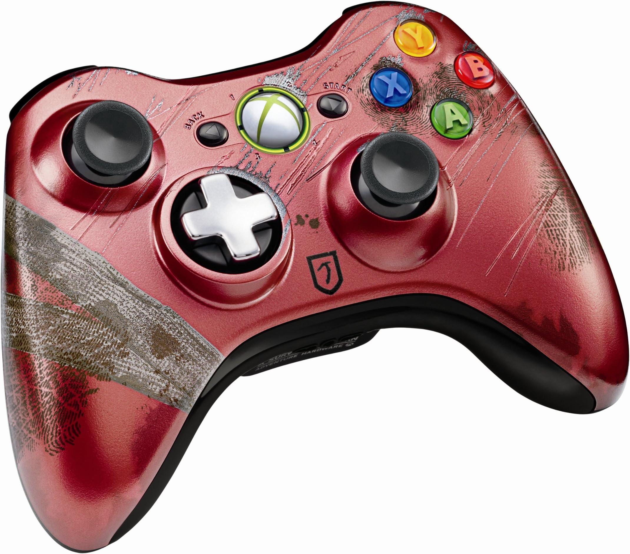 a6b399e7b84085 Amazon.com  Xbox 360 Tomb Raider Limited Edition Wireless Controller ...
