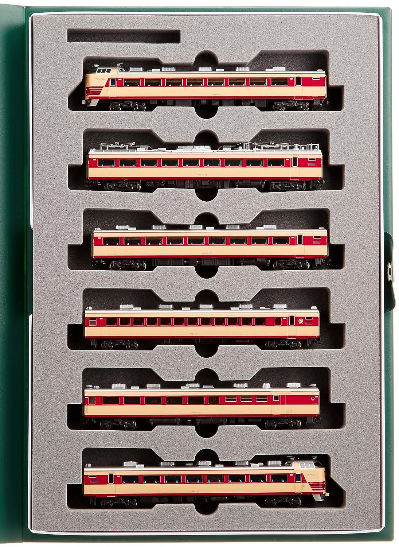 J.N.R. Series 485-300 (Basic 6-Car Set) (Model Train) (japan import)