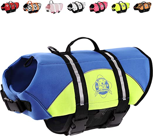Paws Aboard Pet Life Jacket