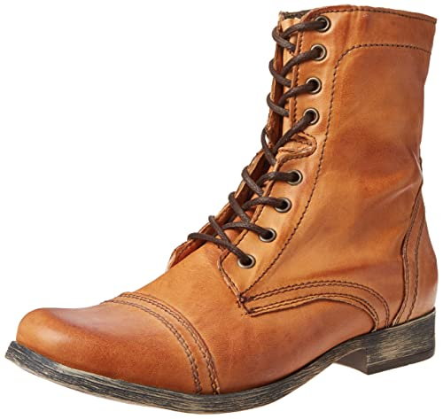 1ceb32a6e5e Steve Madden Men's Troopah Lace-Up Boot: Amazon.ca: Shoes & Handbags