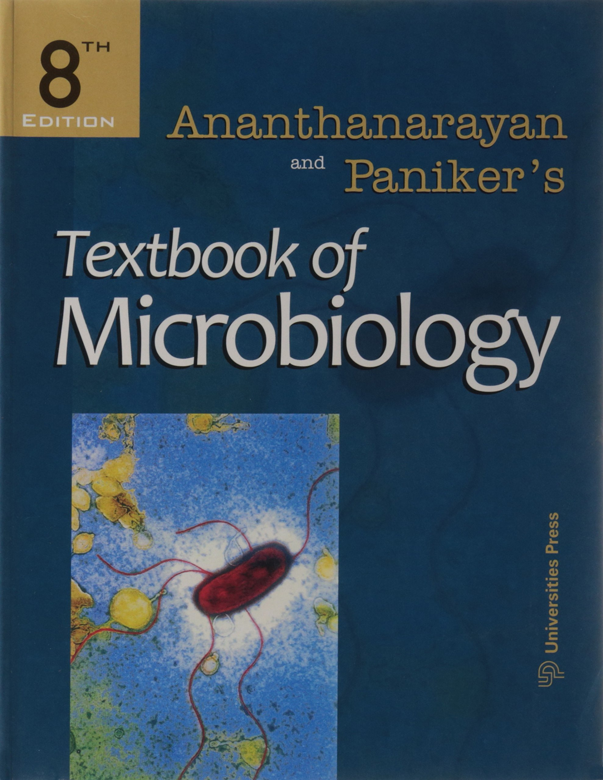 buy ananthanarayan and paniker s textbook of microbiology old