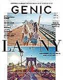 """女子カメラGENIC 2018年6月号(VOL.46-""""世界中の旅好きガールに聞いたLA vs NY/インスタストーリーズ"""")"""