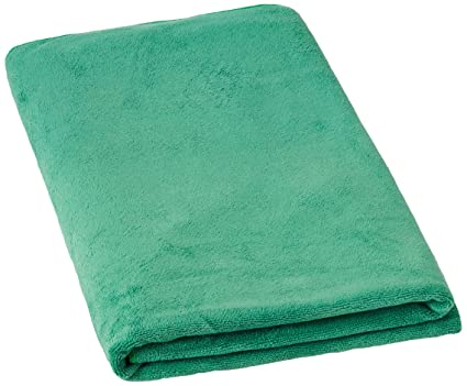 HOPESHINE Microfiber Fast Drying Bath Towels Oversized Swimming Travel  Camping Towel Sheets 31inch X 59inch (Army Green)
