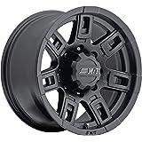 "Mickey Thompson Sidebiter II Wheel with Satin Black Finish (17x9""/5x5"") -12 millimeters offset"