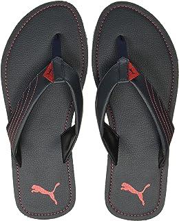 15a3edc79c3 Puma Men s Ketava III DP Black and Macaw Green Hawaii Thong Sandals ...