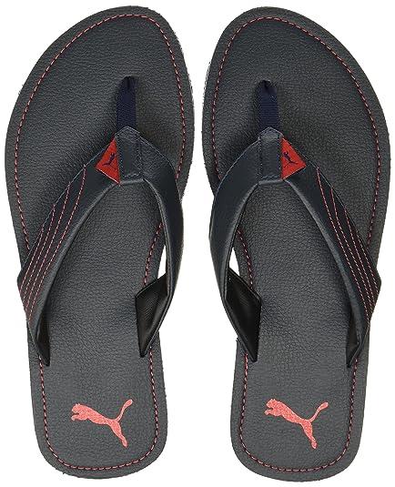 3deb2d9890e088 Puma Men s Ketava Iii Dp Blue Flip-Flops and House Slippers - 6 UK ...