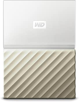 Western Digital My Passport Ultra 3TB USB 2.0 / USB 3.0 Portable Hard Drive