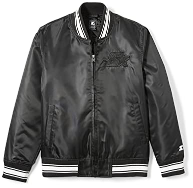 85df8ddf4 Starter Boys' Bomber Jacket, Amazon Exclusive
