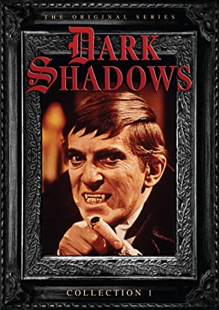 Amazoncom Dark Shadows Collection 01 Mitchell Ryan