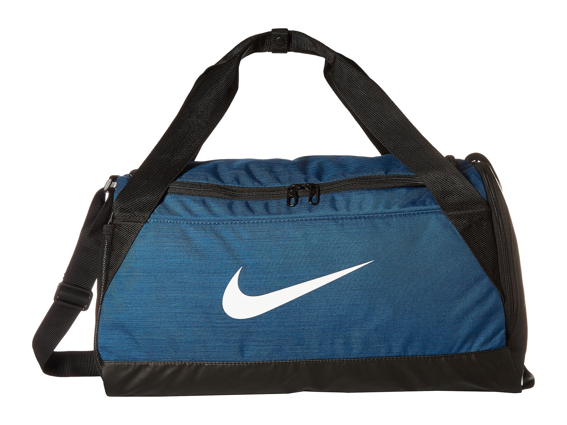 Nike Brasilia 7 Small Duffel Bag Blue/Black