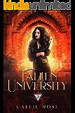 Fallen University: Year Three: A Reverse Harem Paranormal Romance