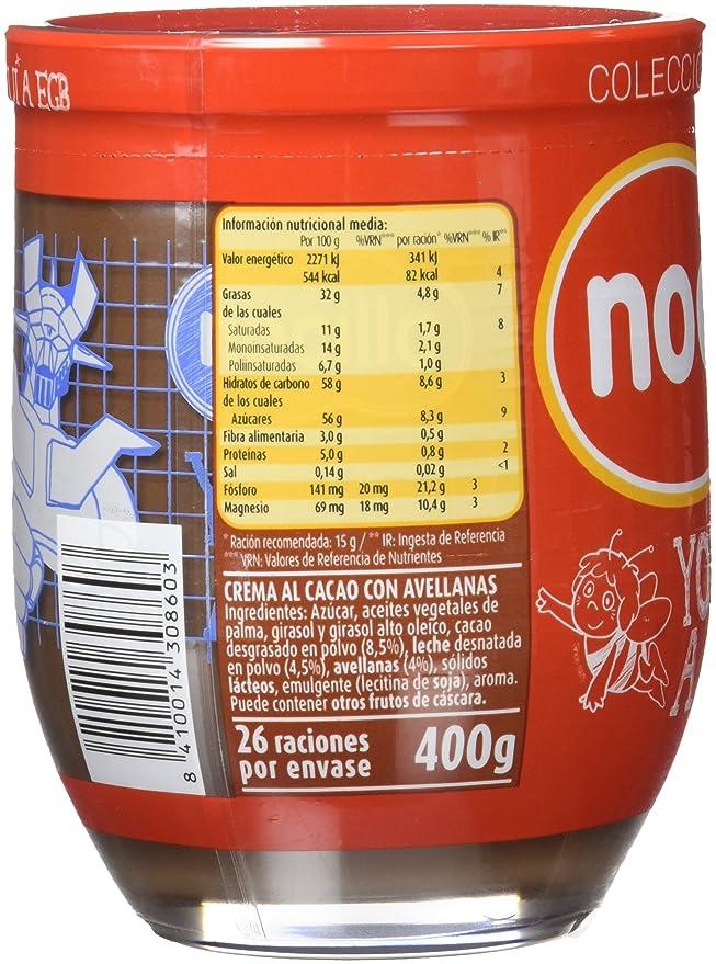 Nocilla la Auténtica - Colección Especial - Crema de cacao - 400 g ...