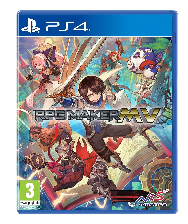 RPG Maker MV (PS4): Amazon co uk: PC & Video Games