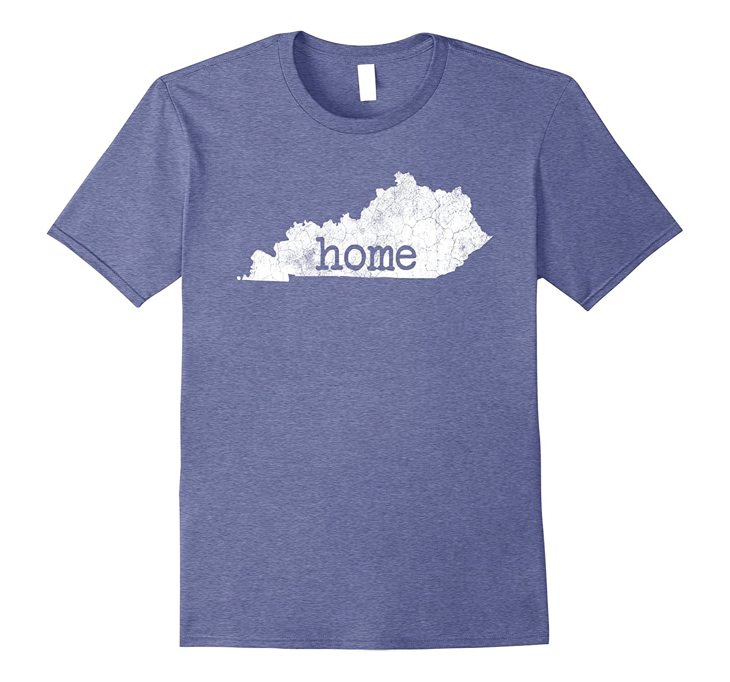 Top Distressed Kentucky Home Shirt Kentucky Shirt Christmas