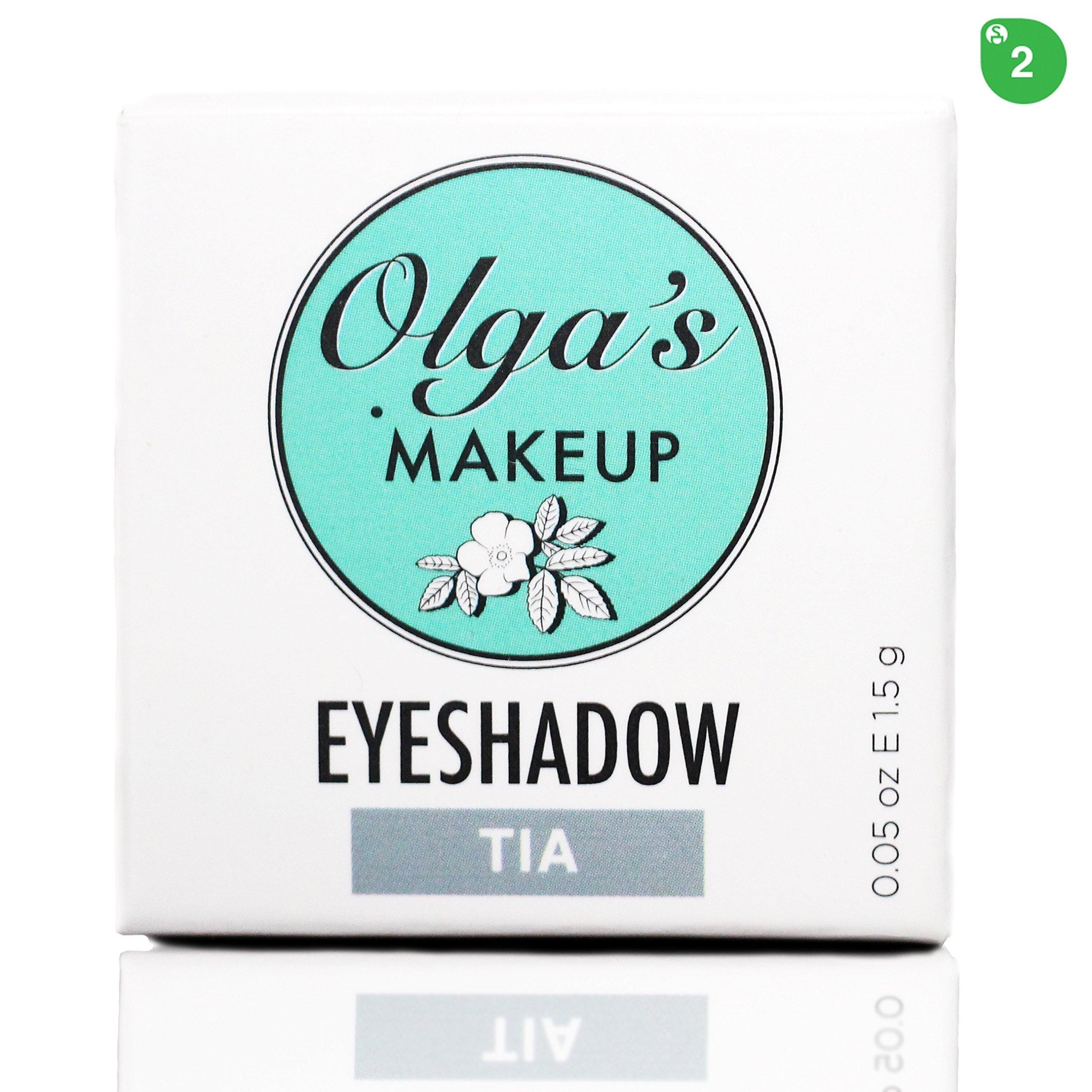 Organic & Mineral Eyeshadow - Tia